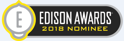 2018 Edison Awards Nominee